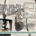 Carol &amp; Co. Post Card