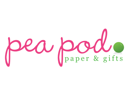 Pea Pod Paper and Gifts Logo