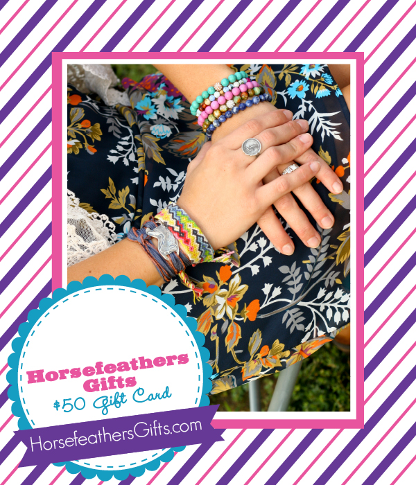 The Savvy Socialista Giveaway: Horsefeather Gifts $50 Gift Card