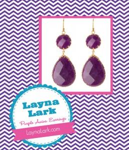 The Savvy Socialista Giveaway: Layna Lark