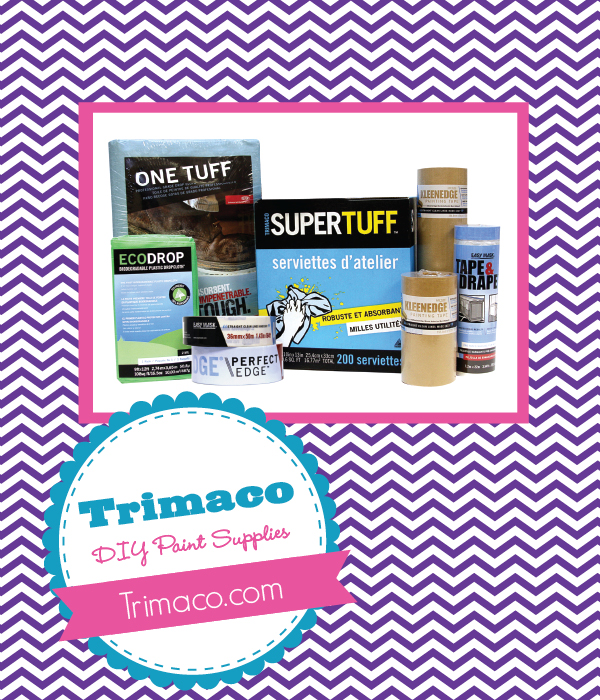 The Savvy Socialista Giveaway: Trimaco $75 Painting Supplies