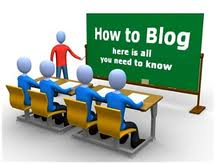 The Savvy Socialista explains how to blog.