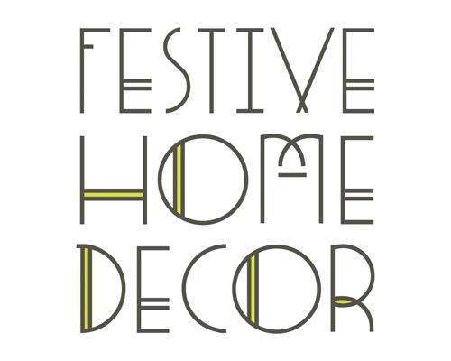 Festive Home Decor My Web Value