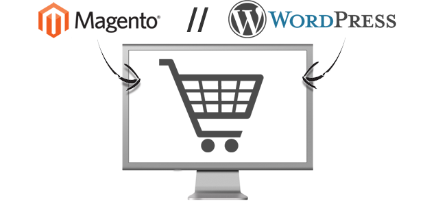 Magento vs WordPress by the Savvy Socialista