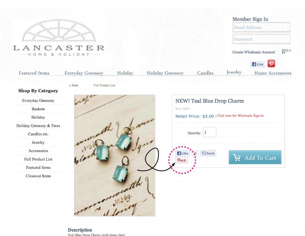 Pinterest Drives Online Sales The Savvy Socialista