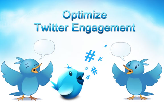 Twitter Marketing Strategy engage