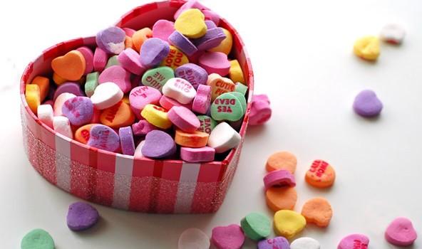 valentine's facebook contest