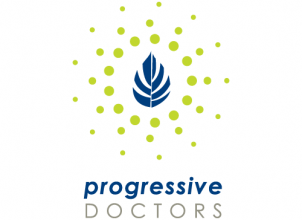 The Savvy Socialista Logo Design Branding Package Progressive Doctors