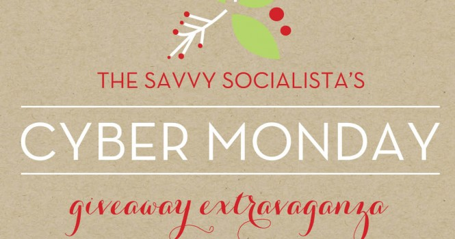 The Savvy Socialista Giveaway