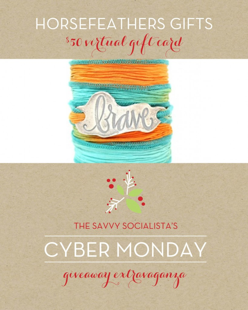 The Savvy Socialista Giveaway_Horsefeathers Gifts