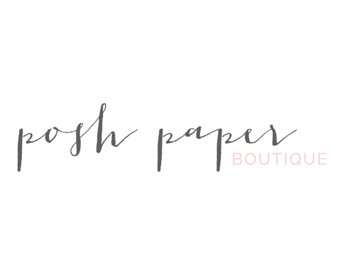 The Savvy Socialista Logo Design 1 Posh Paper Boutique