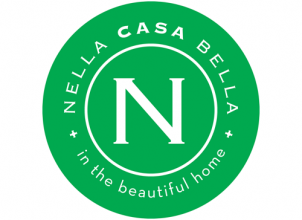 The Savvy Socialista Logo Design 2 Nella Casa Bella