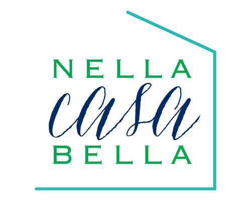 The Savvy Socialista Logo Design Nella Casa Bella