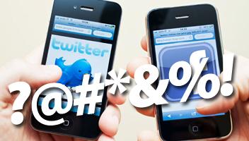 misusing social media