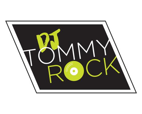 The Savvy Socialista Logo Design 3 DJ TommyRock