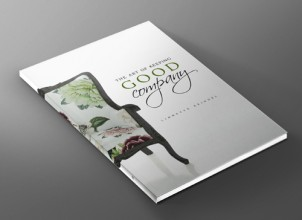 The Savvy Socialista Print Collateral 2 Linnette Reindel