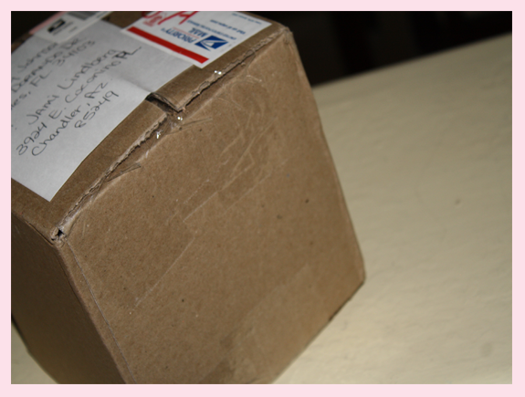 A Package for me!