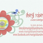 MARIGOLDS BUSINESS CARD