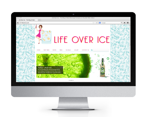 Life Over Ice Website