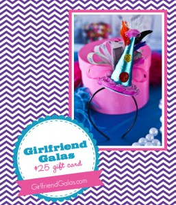 The Savvy Socialista Giveaway: Girlfriend Galas $25 Gift Card