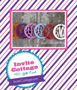 The Savvy Socialista Giveaway: Invite Cottage $50 Gift Card