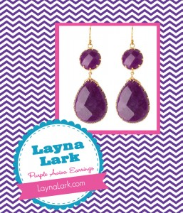 The Savvy Socialista Giveaway: Layna Lark