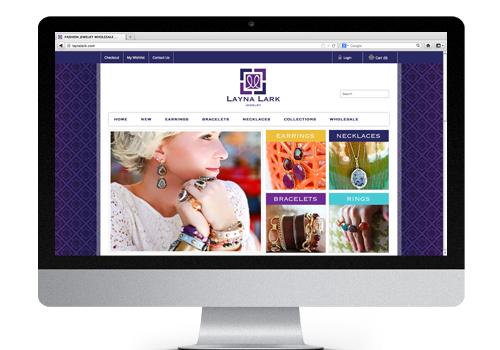 Layna Lark Website