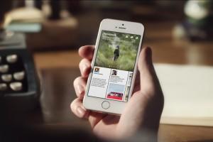 facebook's new app
