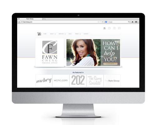 Fawn Cheng Website