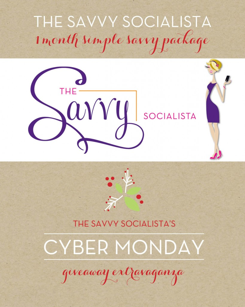 The Savvy Socialista Giveaway_The Savvy Socialista