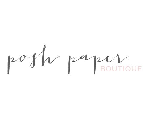 The Savvy Socialista Logo Design 1 Posh Paper Boutique