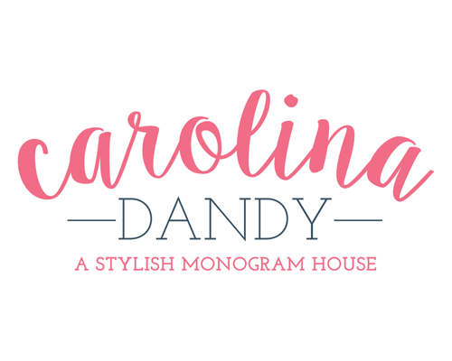 The Savvy Socialista Logo Design 3 Carolina Dandy