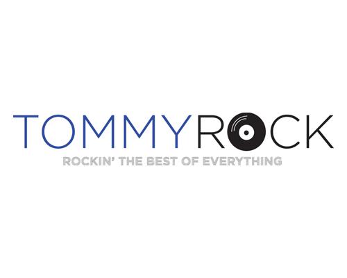 The Savvy Socialista Logo Design 1 DJ TommyRock